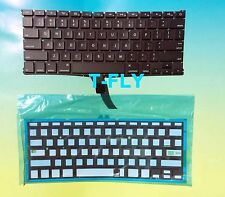 "New OEM Apple MacBook Air 13"" A1369 A1466 2011-2015 Keyboard + Backlight Backlit"