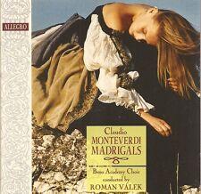 Monteverdi - Madrigals / Brno Academy Choir