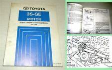 Toyota Celica + MR2 Werkstatthandbuch 2.2 l Motor 3S-GE Nachtrag ab 1996