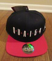 e281cc2667bdbf Nike Air Jordan Quai 54 Paris Snapback Hat Black Red White Q54 Brand New  NWT