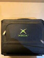 Official Orginial XBOX Console System Bag Travel Carrying Case No Strap