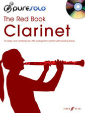 PureSolo: Red Book (clarinet/CD)