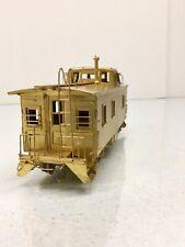 Brass O Scale 2 Rail ALCO Models Union Pacific Unpainted CA-1 Caboose