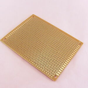 Lötplatine 5x7cm Hole Grid PCB Matrix Prototype PCB Board Breadboard