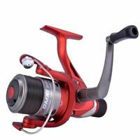 Shakespeare Omni Match / Float Fishing Reel Rear Drag New Model & Line 40RD