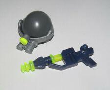 Playmobil Lot Accessoires Agent de l'Espace Super Gun Fusil Laser + Casque