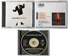 KINKS UK Jive .. Rare 1989 Black London CD TOP