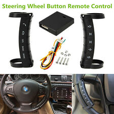 Universal 10Keys Car Steering Wheel Button Remote Control For Stereo DVD GPS MP3