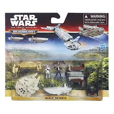 Star Wars: The Force Awakens Micro Machines Deluxe Vehicle Pack Space Pursuit