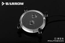Barrow LTYKB-04N Grey CPU Water Block INTEL LGA 115X + RGB Controller DK101
