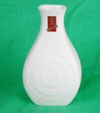 AK Kaiser Porzellan kl. Vase mit Markenaufkleber! Blumenvase