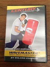 Century Wavemaster Basic Instruction by Roland Osborne (DVD, 2004)