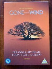 Gone With The Wind DVD R2 Clarke Gable Vivien Leigh Olivia De Havilland
