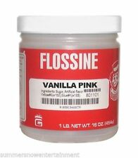 Fairy Floss Flossine tub USA MADE Enough for 5000 sticks. Suit any machine candy