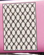 Crafts-Too/CTA4017/Embossing /Folder / Modern Lattice / A4