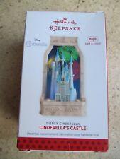 Hallmark Keepsake 2013 Christmas Ornament, Cinderella's Castle