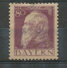 Bayern  85 I ongebruikt; tweede keus