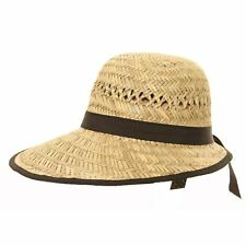 Cappelli da donna in paglia taglia taglia unica