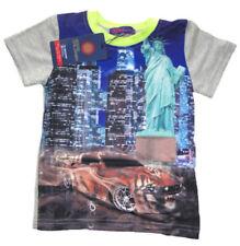 Markenlose Jungen-T-Shirts, - Polos & -Hemden aus Baumwollmischung in Größe 140