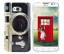 Hülle f LG L70 D320 Schutz Case Cover Tasche Bumper Etui Silikon TPU Kamera Foto