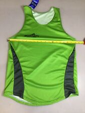 Mt Borah Teamwear Mens Run Running Singlet Medium M (6910-98)