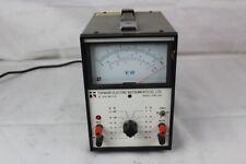 AC VOLTMETER MODEL: TMV-360 Lab Electric Equipment