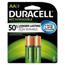 Duracell Rechargeable NiMh Aa Batteries - Nlaa2Bcd