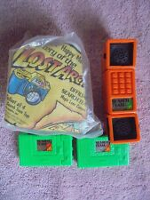 McDonalds Lost Arches Search Team 1991 Toy 4 Magnifying Glass Spy MIP Camera