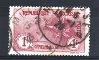 """FRANCE STAMP TIMBRE N° 154 """" ORPHELINS 1F+1F LA MARSEILLAISE """" OBLITERE TB R490"""
