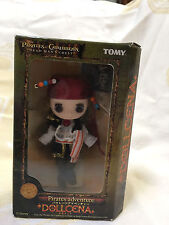 Pirates of The Carribean Dead Man's Chest  Dolcena Doll  Japanese Release  TOMY