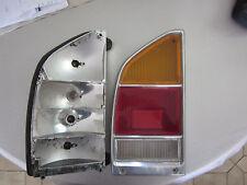 Lot 1 cabochon + 1 support d'ampoule Citroen GS arrière gauche AR G feux platine