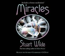 Miracles by Stuart Wilde 2-CD set Audio Unabridged