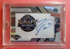2010-11 Limited Taylor Hall Phenoms NHL Draft Patch Rookie Auto /299 Oilers