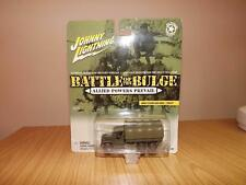 M597: Johnny Lightning Battle of the bulge WWII CCKW 6x6 GMC Truck MOC