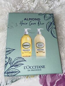 L'Occitane Almond Hair Care Duo Shampoo & Conditioner 2 x 240ml