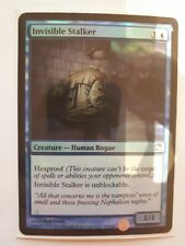 Mtg invisible stalker foil x 1 great condition