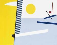 Roy Lichtenstein Bull Head III Canvas Print 16 x 20 #3509