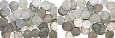troisième reich lot 50 pièces de monnaie à 2 Reichsmark Hindenburg