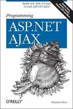 Programming ASP.Net AJAX: By Wenz, Christian