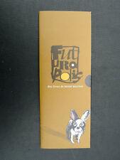 Futuropolis 13 marque-pages (chien)