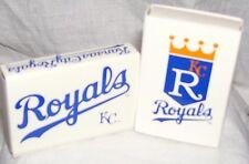KANSAS CITY ROYALS----2 BOXES OF MATCHES----MLB----NEW----L@@K