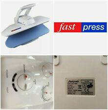 Fast Press Dry Press Iron Teflon-coated Heating Plate Variable Heating Excellent
