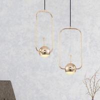 LED Pendant Light Modern Chandelier Livingroom Hanging Lamp Dinning Room Decor