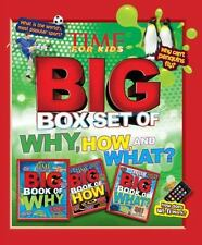 TIME For Kids Big Box Set of Why, How and What? by The Editors of TIME for Kids