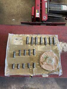 Hunter Engineering Balancer adjustable flange plate
