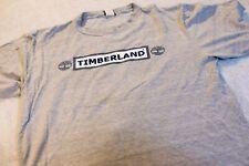 Vintage Double Sided Timberland Shirt Gray Medium