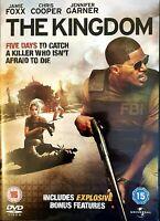 The Kingdom (DVD, 2012) Like New
