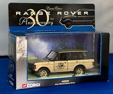 Corgi 57606 - Range Rover 30th Anniversary Gold - 1:36 Scale - Limited Edition