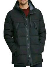 NWT $350 Marc New York by Andrew Marc Holden Down Parka Jacket Coat Black Sz XL