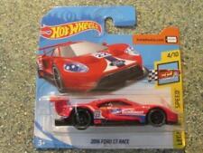 Coche de automodelismo y aeromodelismo Hot Wheels Ford GT